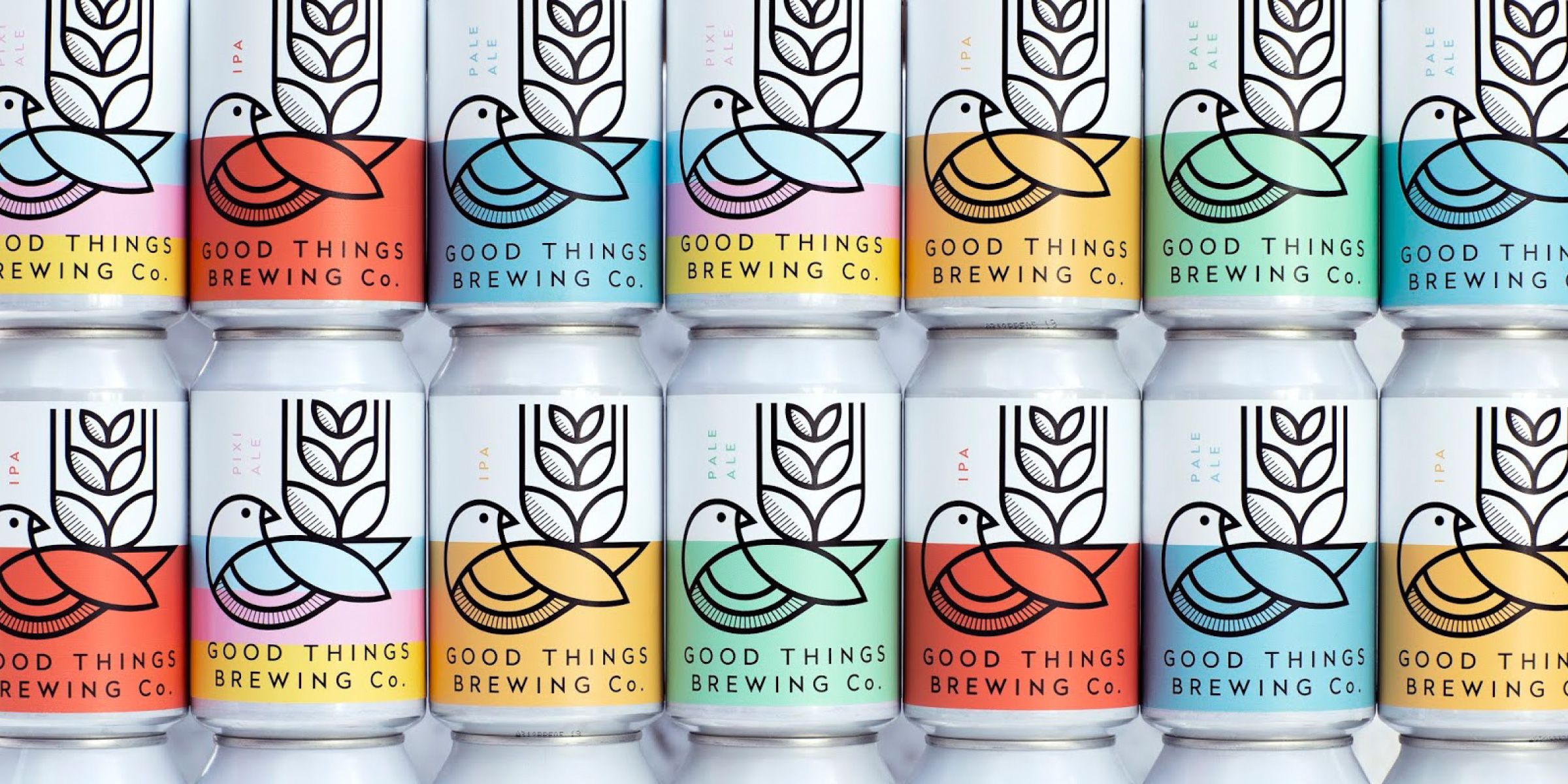 Good Things Brewing Co. Brand Inspiration