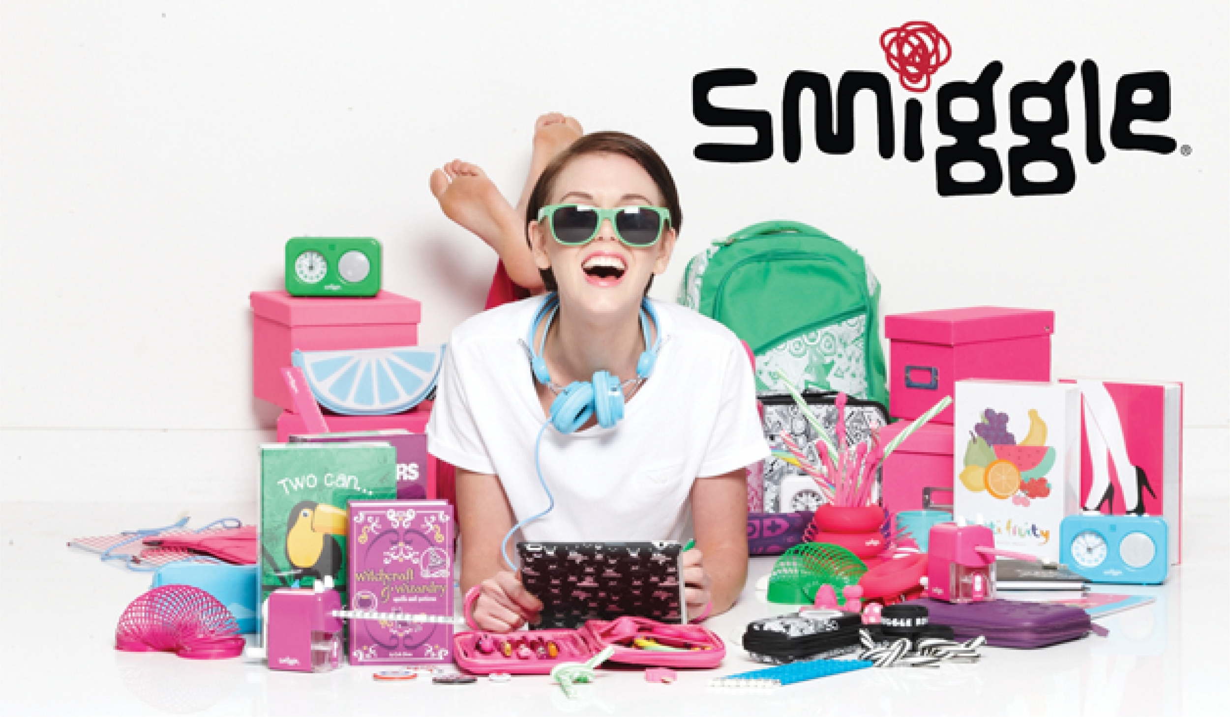 Famous Australian Brand Names Smiggle Brand Strategy and Design Agency Melbourne