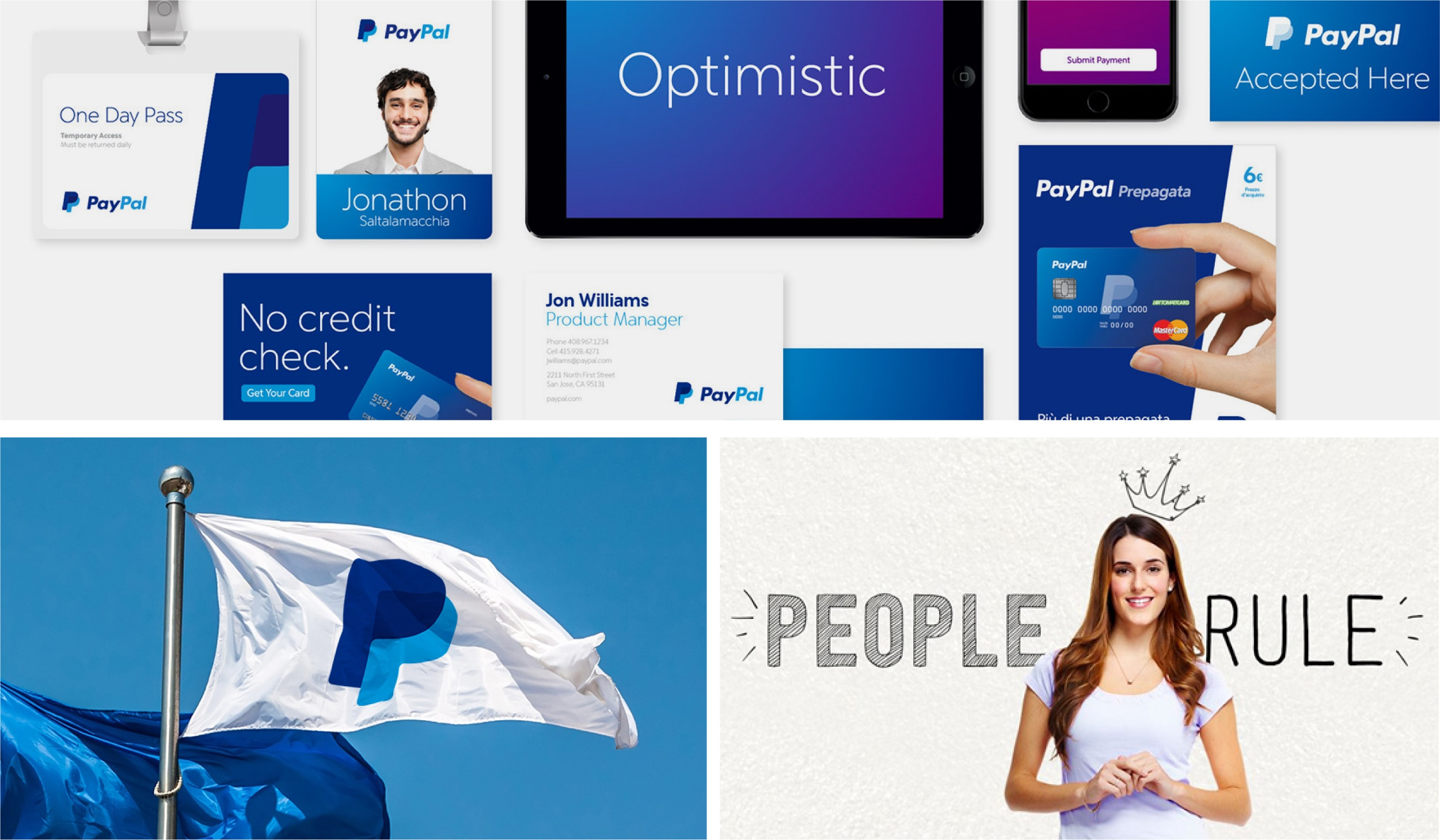 Famous Brand Name Inspirations Paypal