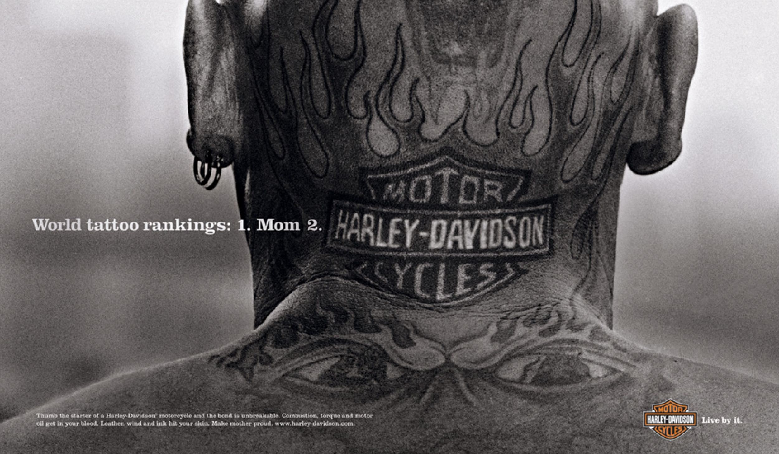 Famous Brand Name Inspirations Harley Davidson