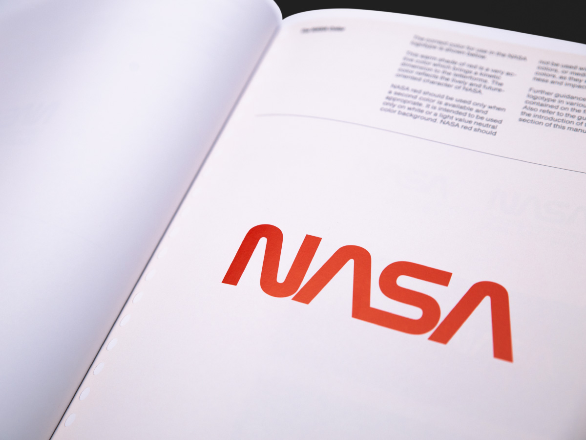 Brand Strategy and Design Agency Melbourne NASA Style Guide