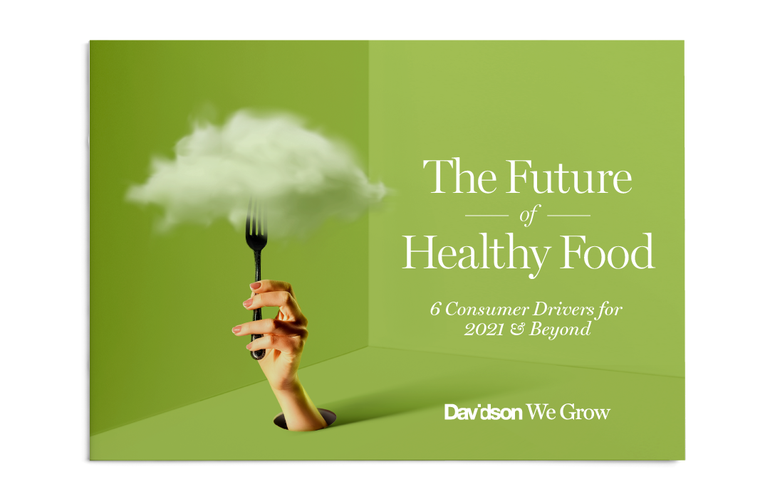 The Future of Healthy Food