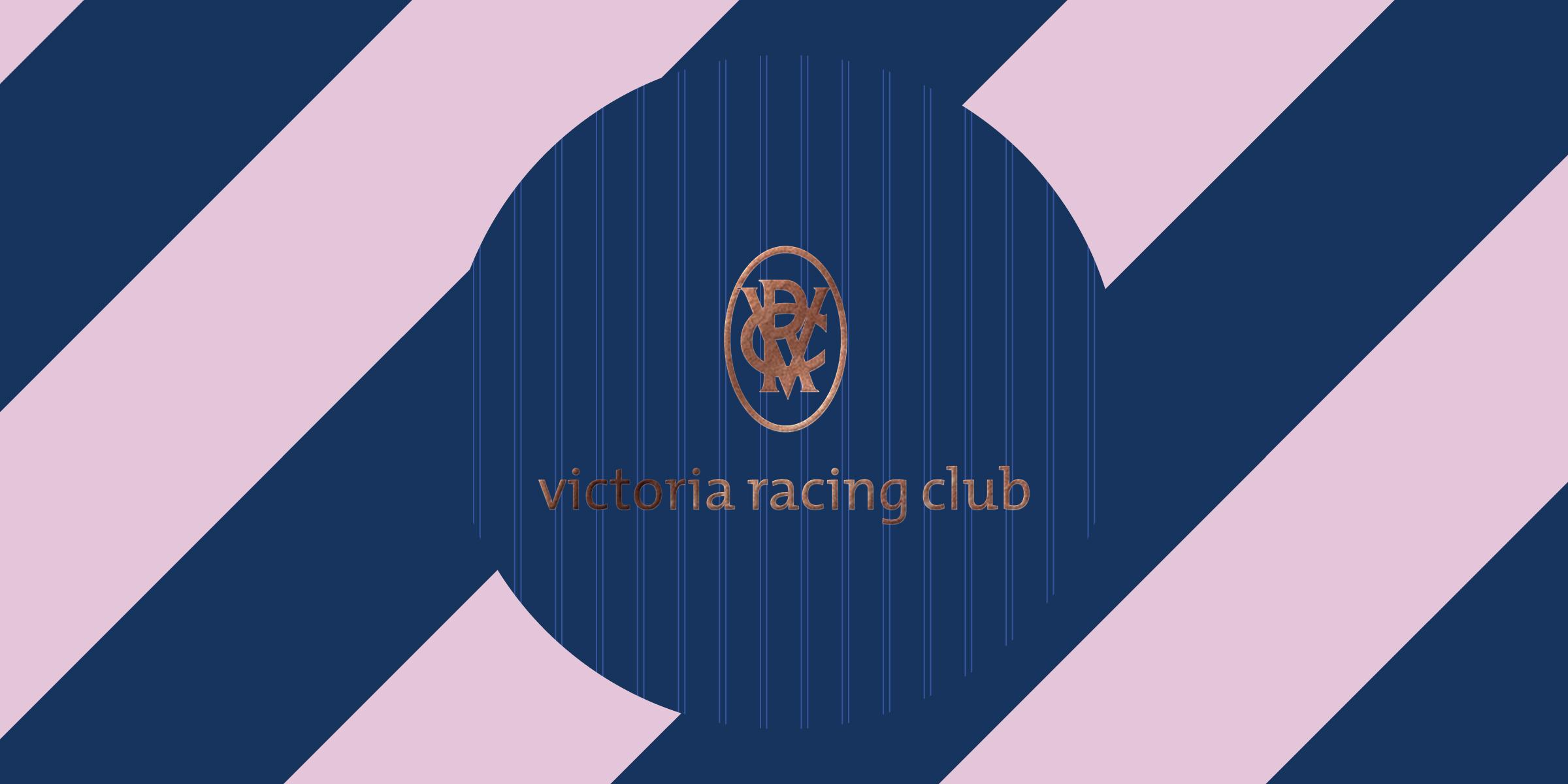 Victoria Racing Club Brand Identity
